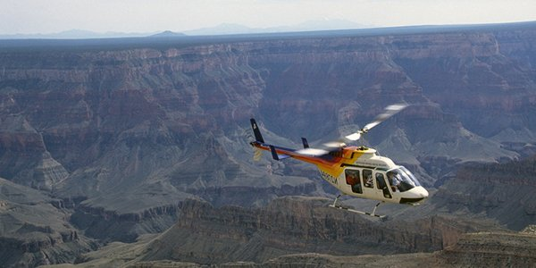 Grand Canyon Connoisseur with Helicopter